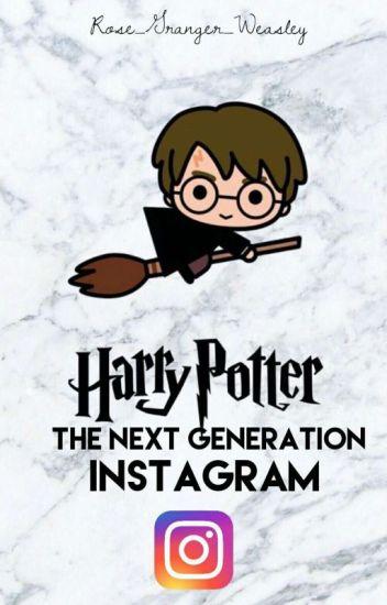 Harry Potter Next Generation Instgram
