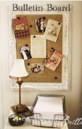 Bulletin Board by TheSmedry