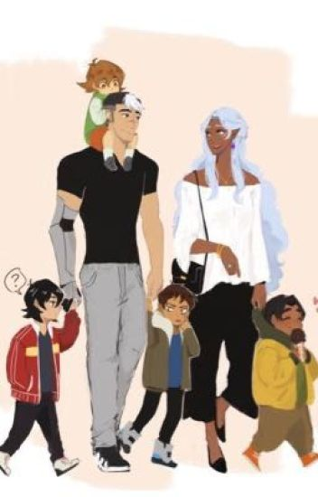 Hang On! It's Gonna Be Okay. Voltron x Child! Reader