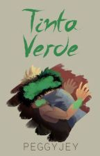 """Tinta Verde""//KatsuDeku//ONE-SHOT by PeggyJey"