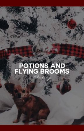 potions and flying brooms˚ Multi-fandom Applyfic by peavhbliss