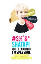 #$%^&* SHATAP! by affogato-