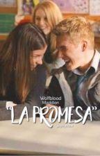 """""""La promesa""""   Wolfblood   Maddian by -upsrxndarxl-"""