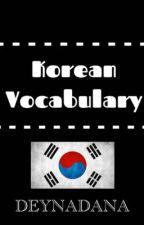 Korean Vocabulary by deynadana