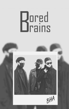 Bored Brains - Taegimon by BlueHourAddict