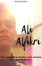 ALI ALFIKRI by Nada081203