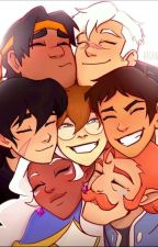 •Voltron x Reader•Oneshots• by KittenInks
