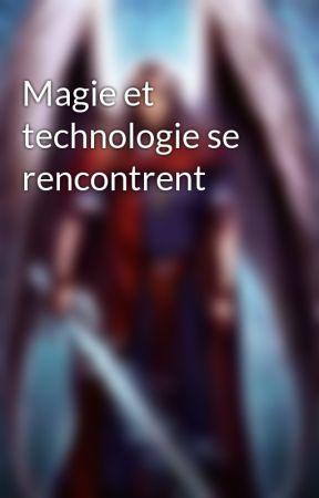 Magie et technologie se rencontrent by gabael5000