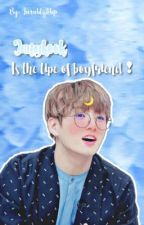 Jungkook is the type of boyfriend ❣️ by larabtsjkbp