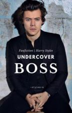 Undercover Boss | Harry Styles  by -styles-x