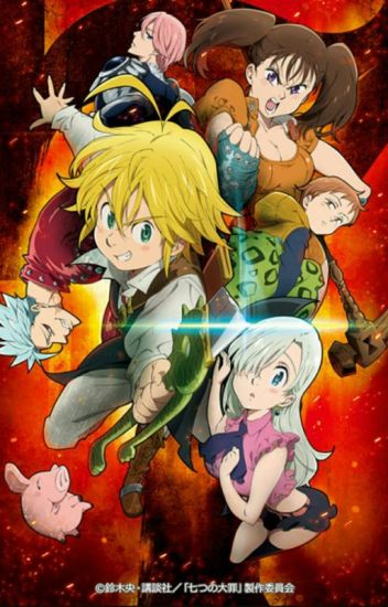 The Eighth Sin? (The Seven Deadly sins x male reader)