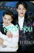 I Need You                                                       (kaisoo gs) by HeraElvita
