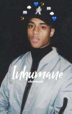 Inhumane k.p by whomickey
