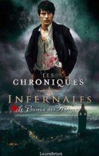 Les Chroniques Infernales - Le Prince des Abîmes by LauraBrbnt