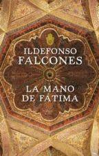 La mano de Fátima by ZairaPenabellaPrado