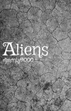 Aliens by djmonty9000