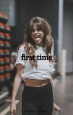 first time » taekook  by luvtaekookie