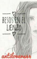 Besos en el lienzo by antilovers44