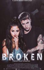 Broken  {A Justin Bieber fan fiction} by bizzlexrauhll