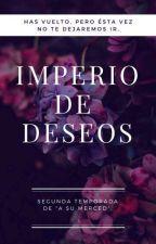 Imperio de Sentidos; BTS by OnlyTheCrazyDreamer