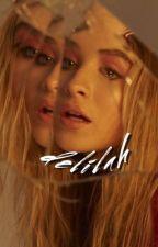 DELILAH • RICHIE TOZIER  by princessaims