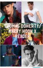 Thomas Doherty/ Harry Hook X reader by realdisney_dreamer