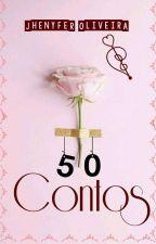 Cinquenta (50) Contos by Jheny88