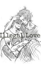 Illegal Love (Larry Stylinson) by wallflower_creature