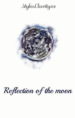 Reflection of the moon by StylesClarityxx