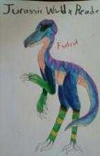 Jurassic World x Velociraptor reader by Iris_the_RainWing