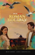 ROMAN HOLIDAY » TOM HOLLAND.  by MMoon2400