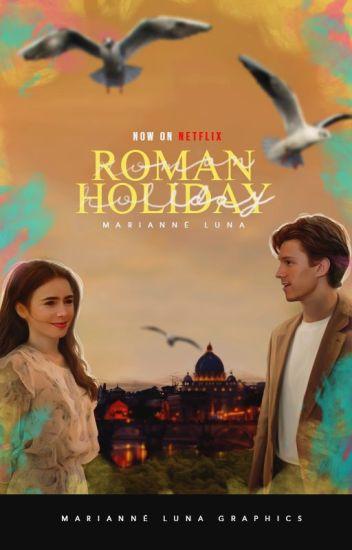 ROMAN HOLIDAY » TOM HOLLAND.