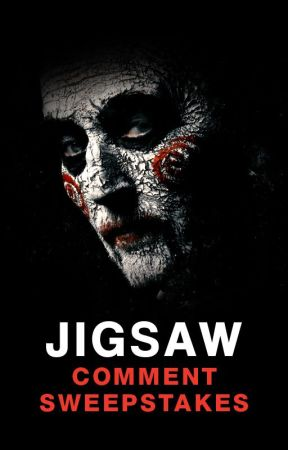 #JigsawSaves Comment Challenge by fright