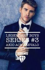 LEGENDARY BOYS #3: Akio Ace Arevalo by Joden15