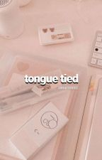 ( TONGUE TIED ! ) fw imagines by wolfhardy-