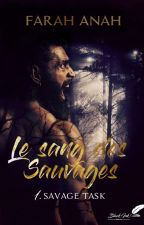 Savage Task Tome 2(prochainement publié chez Black Ink Éditions)  by kitty-of-street