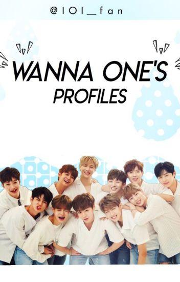 Wanna One profiles