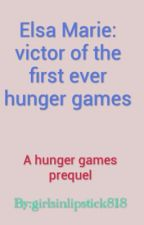 Elsa Marie: victor of the first ever  hunger games by I-Ship-Memes