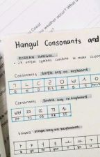 Learn Korean (한국어) by trishadotyg