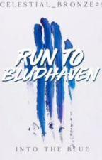 Run To Blüdhaven (Nightwing x Reader) by Celestial_Bronze25