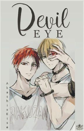 [AkaKise] Devil Eye by Sai006