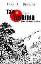 Tale of Yashima by taraadevlin