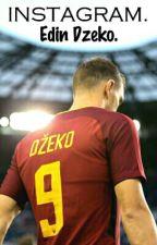 Instagram;Edin Dzeko. by abrazameneymar