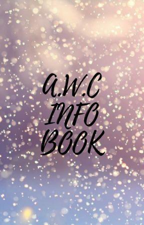 A.W.C Info Book by awc-17