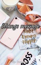 Strange message  J.B  by Ciastkooo19