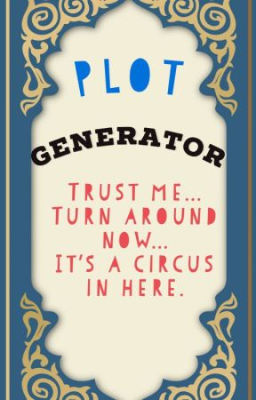plot generator by IGOT7yougotnoone
