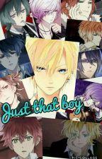 Just that boy [DOKONČENO]  by Juliette8