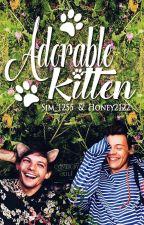 Adorable kitten / Larry CZ&SK by Honey2122