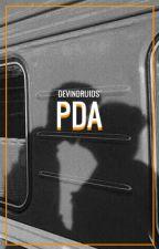 PDA • IT CAST by devindruids