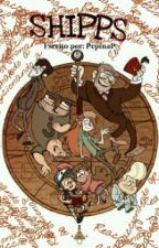 Reaccionando A SHIPPS!!! De Gravity Falls by PepinaP